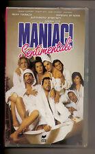 MANIACI SENTIMENTALI - VHS originale (1994) - NUOVO e SIGILLATO