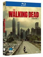The Walking Dead - Serie TV - 1^ Stagione -Cofanetto 2 Blu Ray - Nuovo Sigillato
