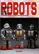 Robots, Spaceships and Other Tin Toys [New Book] Hardcover