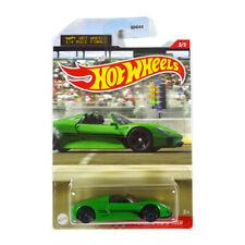 Hot Wheels 1/4 Mile Finals Set of 5 Senna Porsche 918 Lamborghini Bugatti