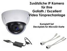 GOLIATH AV-VTZ315 3 Megapixel Kamera Set für Sprechanlagen