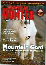 2012 American Hunter Magazine: Mountain Goats/Leupold VX-R Riflescope