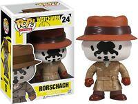 Funko Pop! Movies Watchmen Rorschach 24 Vaulted Vinyl Figure Neuf Boite Rare