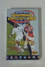 Football champions Wizards starter France  2001-2002