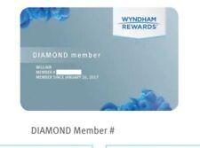 Wyndham Diamond  membership