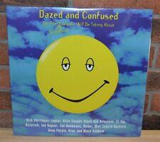 DAZED AND CONFUSED - Soundtrack O.S.T. Ltd 2LP COLORED VINYL Gatefold Sealed!