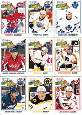 2010-11 OPC SERIE COMPLETE 1-620 a