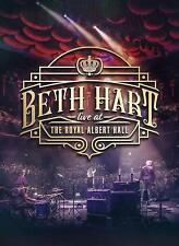 BETH HART LIVE AT THE ROYAL ALBERT HALL DVD (PRE-Release November 30th 2018)
