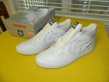 Vintage Converse STARTECH leather low mid basketball size 14 new old stock 1980s