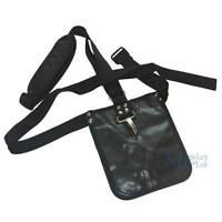 Black Single Shoulder Harness Strap W/ Carry Hook For Most Trimmer Bushcutter