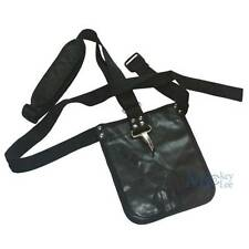 Black Single Shoulder Harness Strap W/ Carry Hook For Most Trimmer Bushcutter