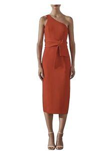 Shona Joy Midi Dress Size 6