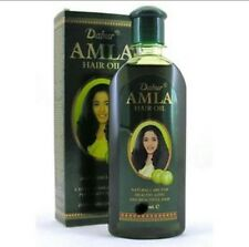 Dabur Amla Indian Gooseberry Hair Oil  300ml free 25g Amla Powder + free uk p&p