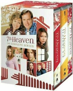 7TH HEAVEN The COMPLETE SERIES COLLECTION 1-11 DVD BOXSET 61 DISCS New & Sealed