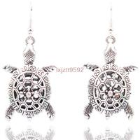Turtle earrings,turtle jewellery,animal earrings,animal jewellery,beach earrings