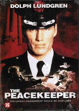 The Peacekeeper NEW PAL Cult DVD Frédéric Forestier Dolph Lundgren M. Sarrazin
