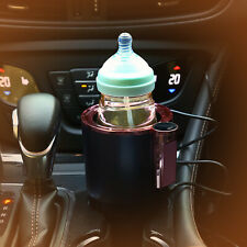 Car Baby Bottle Warmer Autos 2 in 1 Cup Fast Cooling Heating for Outdoors Travel