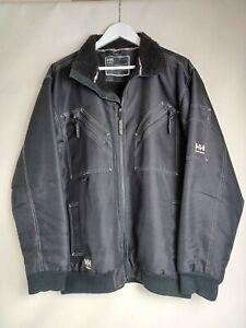 Helly Hansen Workwear Work Fleece Lined Jacket  - In Black - Size Large