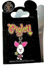 Disney Parks Cuties Character Dangle Piglet Pin