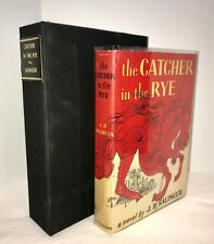 Catcher in the Rye/J.D. Salinger Beautiful Collector's Copy!