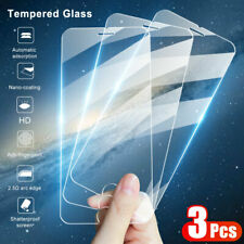For iPhone 12 Mini 12 Pro Max 11 XR XS 8 7 Tempered Glass Screen Protector Cover