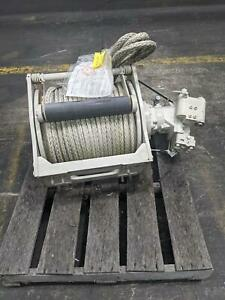 Winch with Rope National Crane 80071396