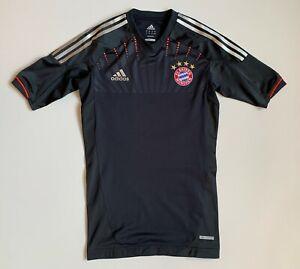 Adidas FC Bayern Munich 2012 - 2013 Techfit Player Issue Men's Jersey Size 6