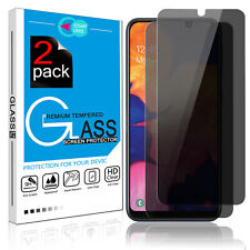 For Samsung Galaxy A10e/A20/A50 Privacy Anti-Spy Tempered Glass Screen Protector