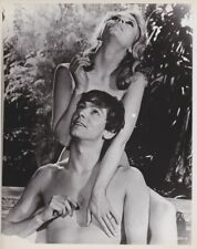 "Vintage Press photograph ""LA CURREE"" - JANE FONDA, PETER McENERY"
