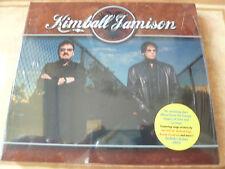 Bobby Kimball Jimi Jamison - Kimball Jamison (NEW CD+DVD 2011) TOTO SURVIVOR