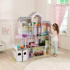 "Brand New Grand Estate 5"" Dollhouse With Ez Kraft Assembly"