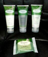 Marriott Sonoma First Crush Travel Sz Toiletries-Shampoo Conditioner Lotion Soap