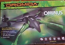 Dromida - Ominus Uav Drone Quadcopter Rtf, Brand new Upgraded battery Dide01Bb