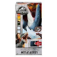 Mattel Jurassic World Fallen Kingdom Mosasaurus Figure Real Feel