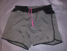 Bontrager Cycling Shorts Grey Size 2Xl Loose Fit