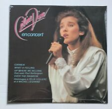 Celine Dion,En Concert, 33t original Canada, Neuf,encore scellé