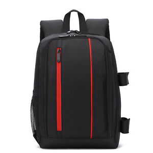 Camera Bag  and Wearable Outdoor SLR Camera Bag Laptop Backpack