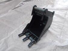 Tieflöffel Baggerlöffel passend Schnellwechsler MS01 Symlock ca. 300 mm breit