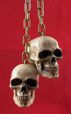 American Made Skull Mirror Danglers Hot Rat Rod Goth shift knob Skeleton dangler