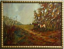 Franz JUNG-ILSENHEIM (1883-1963) Landschaft mit Pferden