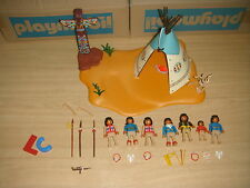 LOTE PLAYMOBIL NORDISTA, INDIOS, OESTE, LOTE INDIOS, NORDISTA, OESTE, INDIOS