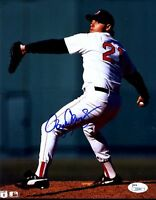 Roger Clemens Signed Jsa Certed 8x10 Photo Authentic Autograph
