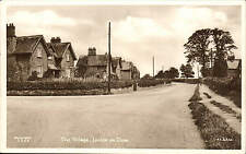 Linton on Ouse. The Village by Tuck # L.O.O. 4.