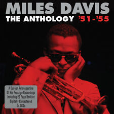 Miles Davis ANTHOLOGY '51-'55 Box Set MUSINGS Blue Haze DIG Blue Moods NEW 5 CD