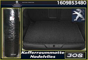 Kofferraummatte Peugeot 308 Limousine / 5-türer aktuelles Modell - OE 1609853480