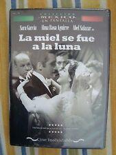 LA MIEL SE FUE A LA LUNA new dvd SARA GARCIA 1951 ALMA ROSA AGUIRRE ABEL SALAZAR