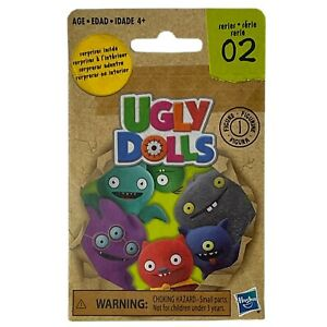 UGLY DOLLS Figurines Series 2 Blind Bag New Sealed Discontinued Stocking Stuffer