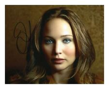 JENNIFER LAWRENCE AUTOGRAPHED SIGNED A4 PP POSTER PHOTO PRINT 1