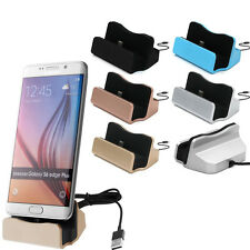 Micro USB Sync Bureau Chargeur Dock Station D'accueil pour Téléphones Android