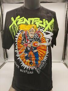 NEW OLD STOCK XENTRIX 1990 ORIGINAL VINTAGE T-Shirt MEDIUM